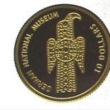 Национальный Музей Германии — Науру — золотая монета