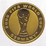 Чемпионат Мира по футболу 2006 года — Австралия — золотая монета