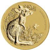 Детеныши животных Австралии: кенгуру — 2011 — Австралия — бронзовая монета  + марка в подарок