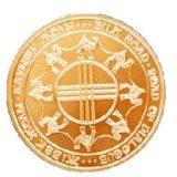 Шелковый путь, Казахстан, 5000 тенге — золотая монета