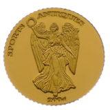 Богиня Победы (Ника) — Того — 2004 — золотая монета