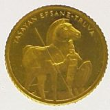 Троянский конь — Турция — золотая монета