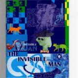 Человек-невидимка — Казахстан — 2014 — тестовая банкнота в буклете-книжке